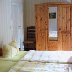 geräumiges Schlafzimmer Nr. 1